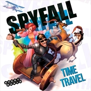Spyfall - Time Travel Board Game