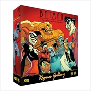 Batman: The Animated Series - Rogues Gallery Board Game | Merchandise
