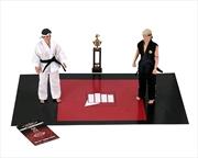 "Karate Kid - 8"" Tournament Action Figure 2-pack"