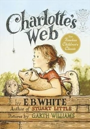 Charlotte's Web (50th Anniversary Edition) | Hardback Book