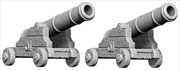 Wizkids - Deep Cuts Unpainted Cannons