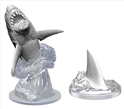 Wizkids - Deep Cuts Unpainted Shark