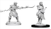 Dungeons & Dragons - Nolzur's Marvelous Unpainted Minis: Unpainted Yuan-Ti Purebloods