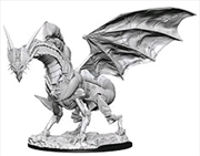 Pathfinder - Deep Cuts Unpainted Clockwork Dragon