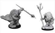 Dungeons & Dragons - Nolzur's Marvelous Unpainted Minis: Unpainted Tortles Adventurers