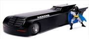 Batman: The Animated Series - Batmobile 1:24 Scale Diecast Vehicle | Merchandise