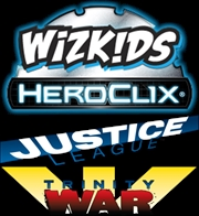 Heroclix - DC Comics Justice League Trinity War Fast Forces 6-Pack