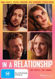 In A Relationship | DVD
