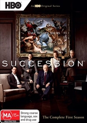 Succession - Season 1 | DVD