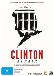 Clinton Affair, The | DVD