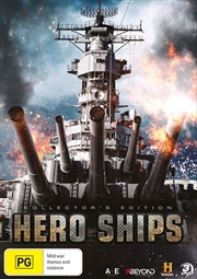 Hero Ships - Collector's Edition | DVD