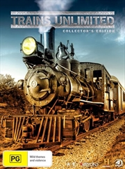 Trains Unlimited - Collector's Edition