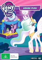 My Little Pony Friendship Is Magic - Horse Play