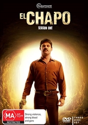 El Chapo - Season 1 | DVD