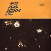 Better Oblivion Community Center - Limited Edition Translucent Orange Coloured Vinyl