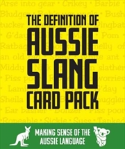 Definition Of Aussie Slang | Merchandise