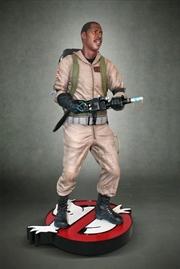 Ghostbusters - Wonston Zeddemore 1:4 Scale Statue | Merchandise