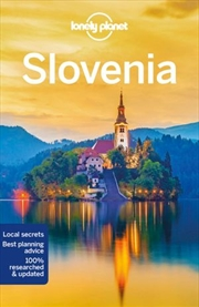 Lonely Planet - Slovenia Travel Guide | Paperback Book