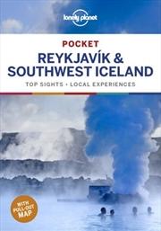 Lonely Planet - Pocket Reykjavik And Southwest Iceland Travel Guide | Paperback Book