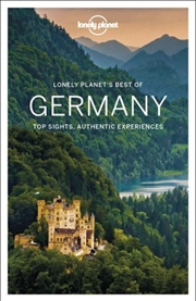 Lonely Planet - Best of Germany Travel Guide : 2nd Edition | Paperback Book