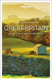 Lonely Planet - Best Of Great Britain Travel Guide : 2nd Edition | Paperback Book