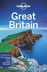 Lonely Planet - Great Britain Travel Guide | Paperback Book