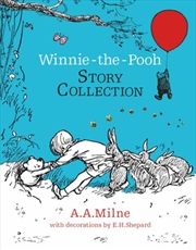 Winnie-the-Pooh Story Collection | Hardback Book