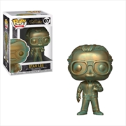 Stan Lee - Patina Pop! Vinyl