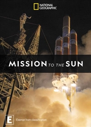 Mission To The Sun | DVD