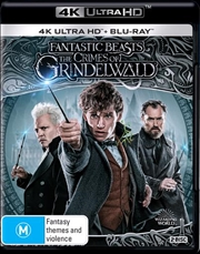 Fantastic Beasts - The Crimes Of Grindelwald | Blu-ray + UHD