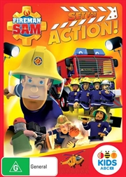 Fireman Sam - Set for Action! | DVD