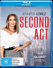 Second Act | Blu-ray