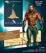 Aquaman With Book | Merchandise