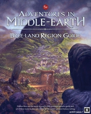 Adventures in Middle Earth RPG - Breeland Region Guide