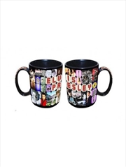 Elvis Grid Collage Mug | Merchandise