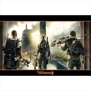 Tom Clancy The Division 2 Landscape