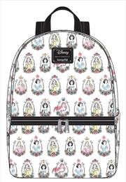 Disney - Princess Portraits Mini Backpack