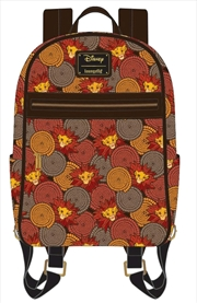 Lion King - Simba Leaf Mane Backpack