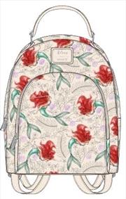 Little Mermaid - Ariel Sketch Print Mini Backpack
