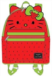 Hello Kitty - Strawberry Mini Backpack