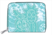 Rick and Morty - Tie Die Purse