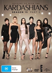 Keeping Up With The Kardashians - Season 15 - Part 2 | DVD