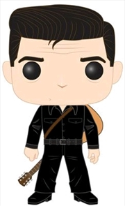 Johnny Cash - Johnny Cash in Black Pop! Vinyl | Pop Vinyl