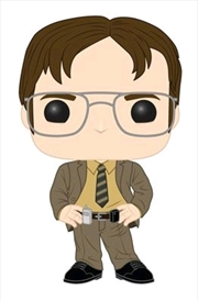 The Office - Dwight Schrute Pop! Vinyl | Pop Vinyl