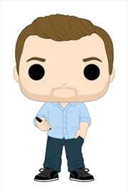 Community - Jeff Winger Pop! Vinyl | Pop Vinyl