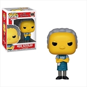 Simpsons - Moe Pop! Vinyl