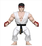 Street Fighter - Ryu Savage World Action Figure