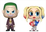 Suicide Squad - Joker & Harley Quinn Vynl.