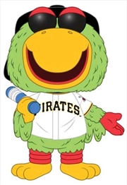 MLB - Pittsburgh Pirates Parrot Pop! Vinyl | Pop Vinyl