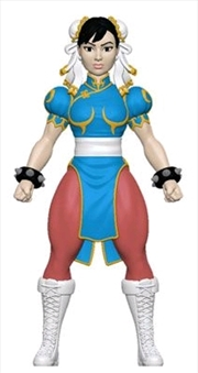 Street Fighter - Chun-Li Savage World Action Figure